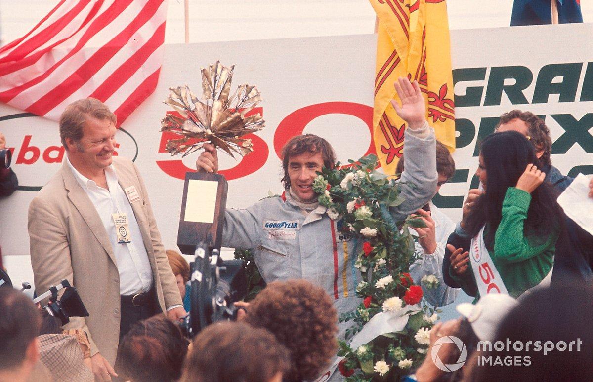 Jackie Stewart, 27 zafer