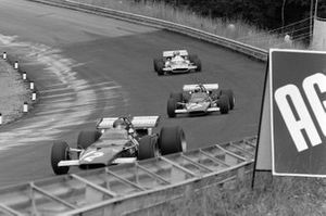 Jacky Ickx, Ferrari 312B, Clay Regazzoni, Ferrari 312B, Jean-Pierre Beltoise, Matra MS120