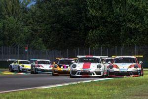 Ciriello, Porsche Esports Carrera Cup Italia Prologo 2020