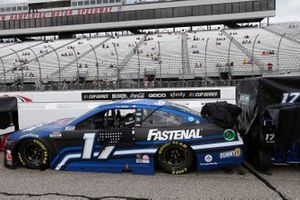 Chris Buescher, Roush Fenway Racing, Fastenal Ford Mustang