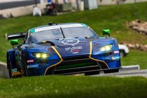#23 Heart Of Racing Team Aston Martin Vantage GT3, GTD: Roman De Angelis, Ian James, ©2020, Peter Burke