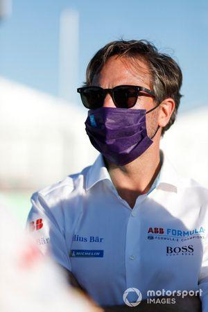 Jamie Reigle, CEO de Fórmula E