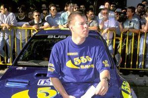 Colin McRae, Subaru Impreza