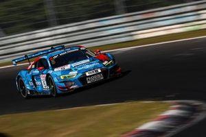 #5 Phoenix Racing Audi R8 LMS GT3: Vincent Kolb, Richard Westbrook