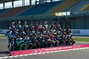 All Moto3 riders