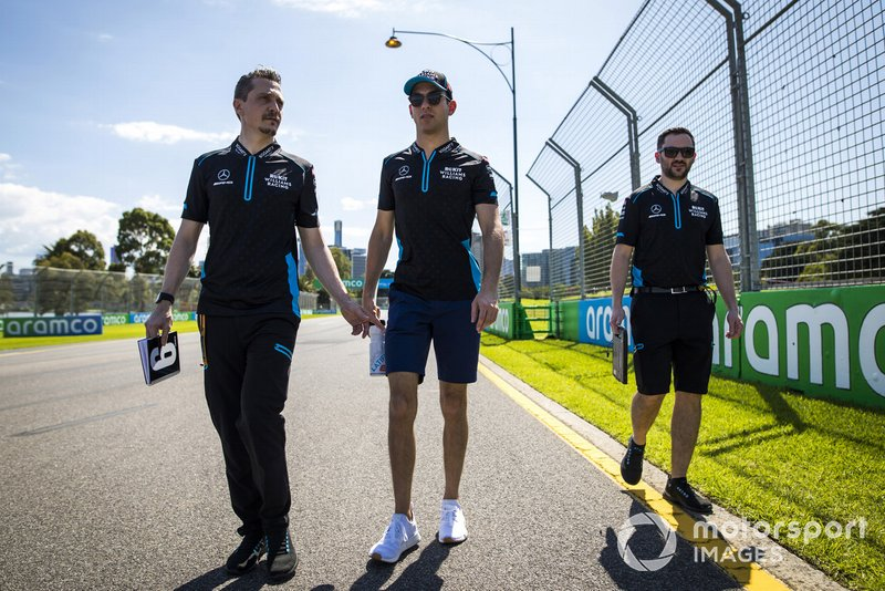 Nicholas Latifi, Williams Racing
