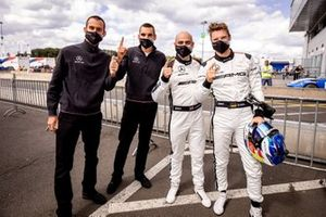 Race winner: #16 Mercedes-AMG GT3, Team HRT: Maro Engel, Manuel Mezger, Adam Christodoulou, Luca Stolz