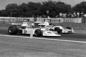 Lella Lombardi, March 751 Ford, Jacques Laffite, Williams FW04