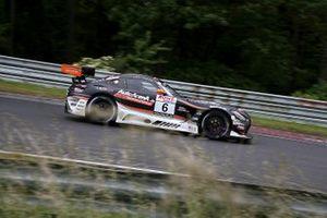 #6 HuberHaupt Racing Mercedes AMG GT3