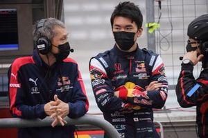 Ukyo Sasahara(#16 Red Bull MOTUL MUGEN NSX-GT)
