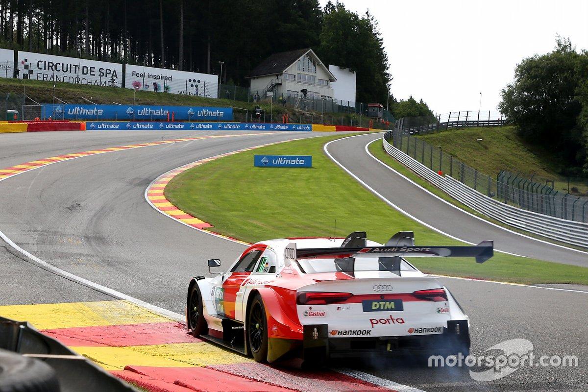 Auf allen elf Rennstrecken, die 2019 und 2020 im DTM-Kalender standen, hält der Audi RS 5 DTM den absoluten Streckenrekord für Class-1-Rennwagen.Rene Rast fuhr zudem die schnellste jemals gefahrene Runde eines Class-1-Rennwagens geht: In Spa-Francorchamps erreichte er im Durchschnitt 203 km/h.
