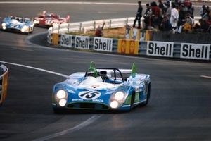 Henri Pescarolo, Equipe Matra-Simca Shell, Matra-Simca MS670