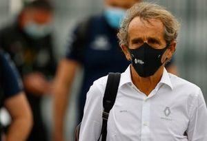 Алан Прост, Renault F1 Team