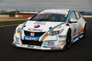 Sam Osborne, MB Motorsport Honda Civic Type R