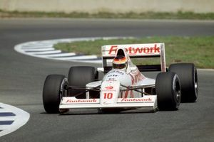 Bernd Schneider, Arrows A11B Ford