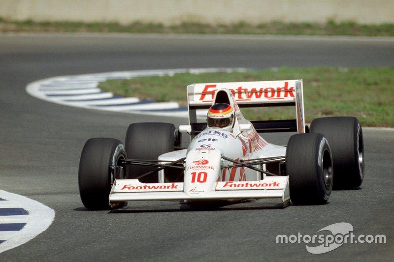 #10: Bernd Schneider (Arrows)