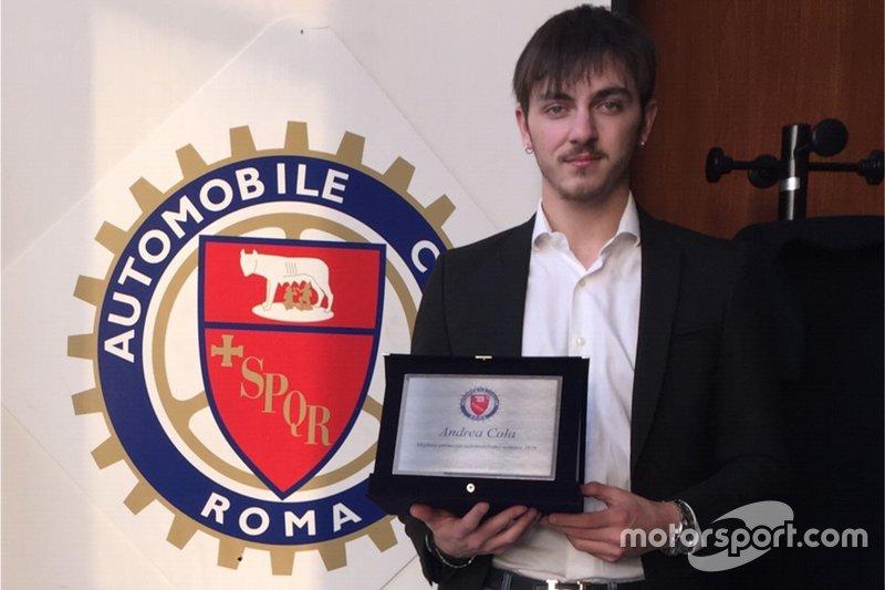 Andrea Cola, Monolite Racing Team