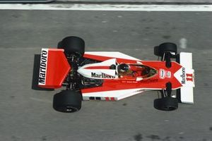James Hunt, McLaren M23-Ford
