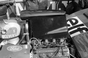 Francois Cevert's Tyrrell 002 Ford
