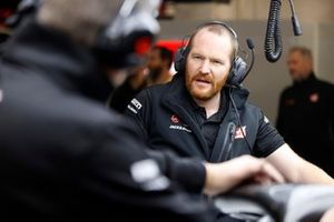 Matt Scott, Chief Mechanic, Haas F1 Team