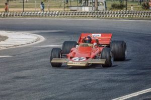 Emerson Fittipaldi, Lotus 72C Ford