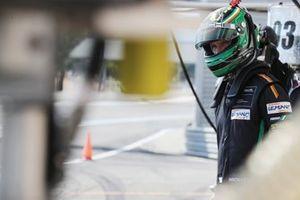 #93 Proton Competition Porsche 911 RSR: Michael Fassbender