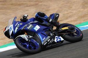 Alan Kroh, Yamaha MS Racing