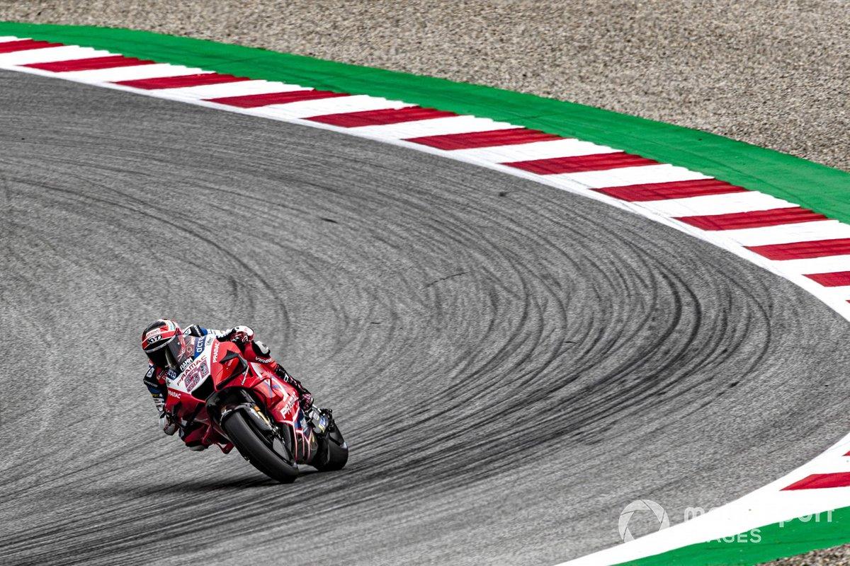 Michel Pirro Austrian MotoGP