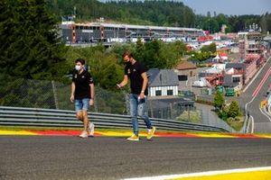 #29 Racing Team Nederland Dallara P217: Giedo Van Der Garde, Job Van Uitert