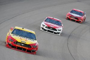 Joey Logano, Team Penske, Ford Mustang Mustang Shell Pennzoil Ford Mustang