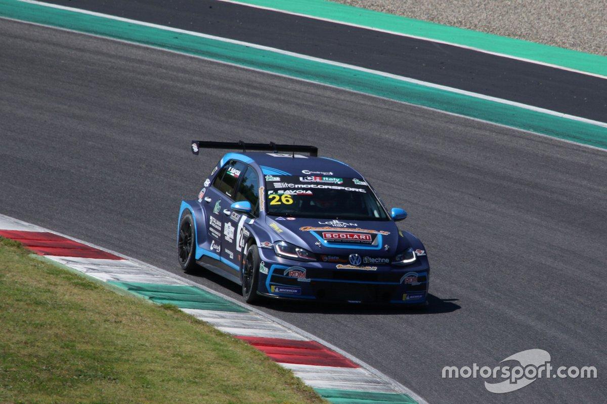 Francesco Savoia, Elite Motorsport, Volkswagen Golf GTI TCR