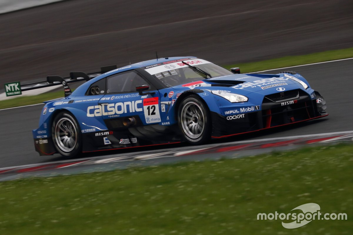 Calsonic Impul GT-R: Daiki Sasaki, Kazuki Hiramine (2020)