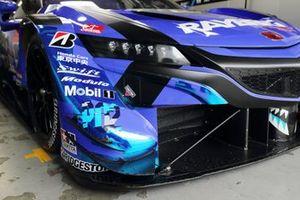 #100 Team Kunimitsu Honda NSX Concept GT, front detail