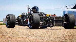 Porsche Boxter transformado en F1 de los 60