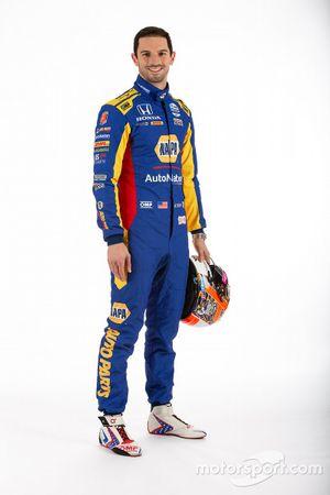 Александр Росси, Andretti Autosport