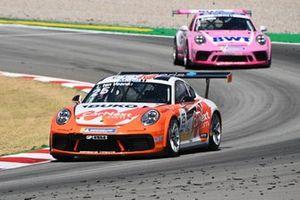 Larry ten Voorde, Team GP Elite, leads Jaxon Evans, BWT Lechner Racing