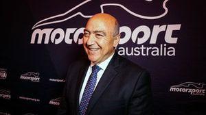 Andrew Papadopoulos, Motorsport Australia president