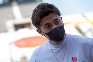 Tadasuke Makino(#100 RAYBRIG NSX-GT)