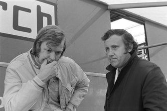 Ronnie Peterson, March, mit Alan Rees