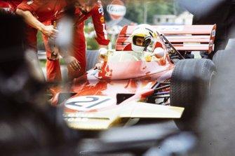 John Miles, Lotus 72B Ford