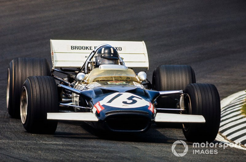 Graham Hill: 40 yıl 3 ay 3 gün - 1969 Monako