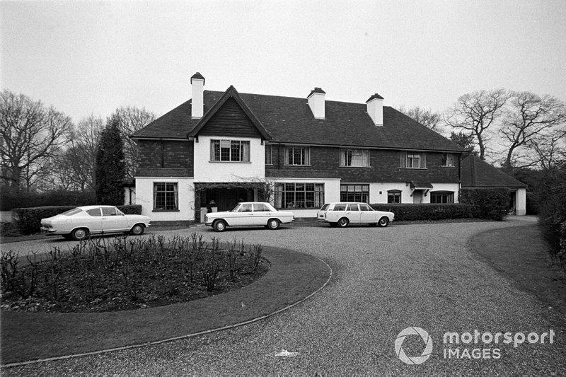 House of Sir Jack Brabham