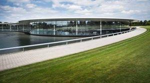 Sede de McLaren en Woking