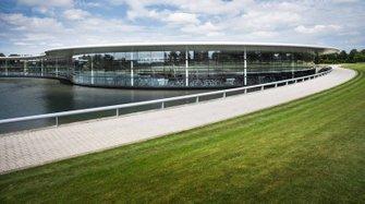 McLaren Woking Factory