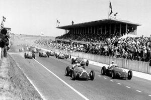 Juan Manuel Fangio, Alfa Romeo 158/50 8