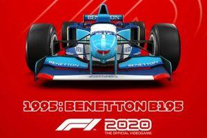 F1 2020 Benetton 1995