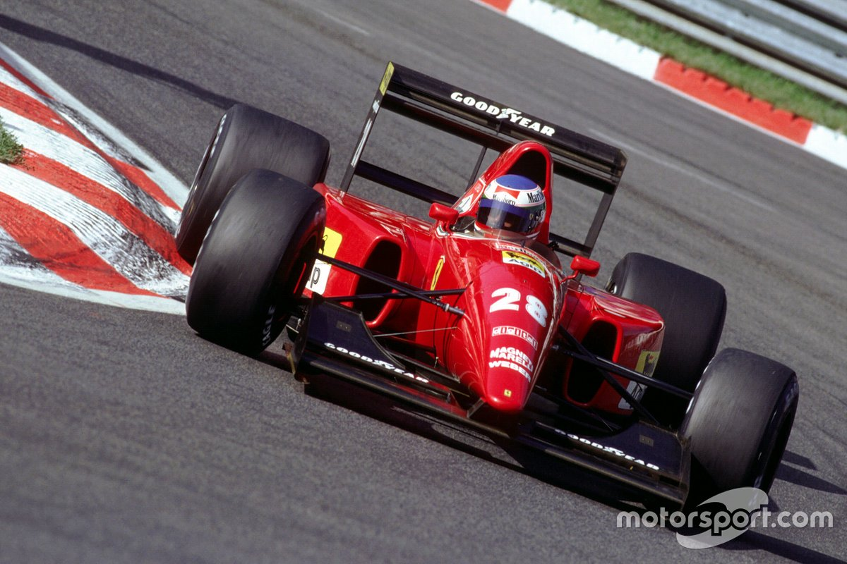 Ivan Capelli (Ferrari)