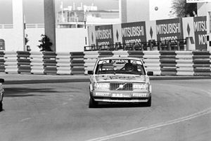 Johnny Cecotto, Volvo 240