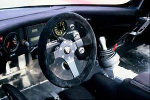 1986 Porsche 962 steering wheel