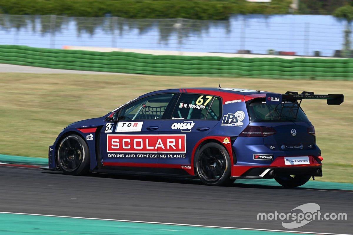 Nicola Novaglio, Elite Motorsport, Volkswagen Golf GTI TCR